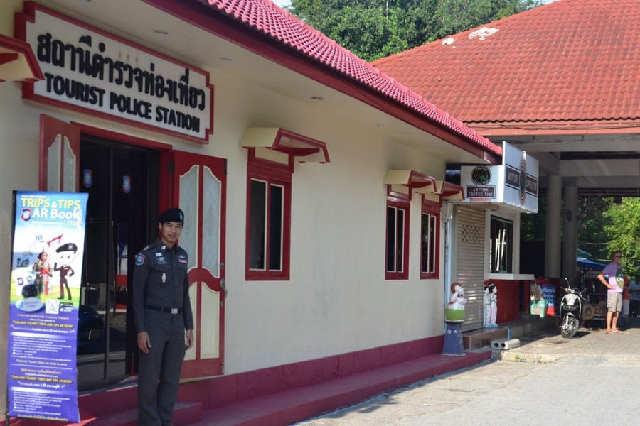 Smart, Smile, Serve, Safe, Secure: The Tourist Police Division Hua Hin