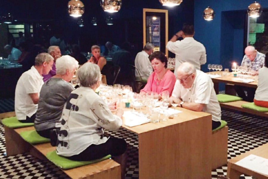 Exploring a Real Thai Wine Cultural Experience