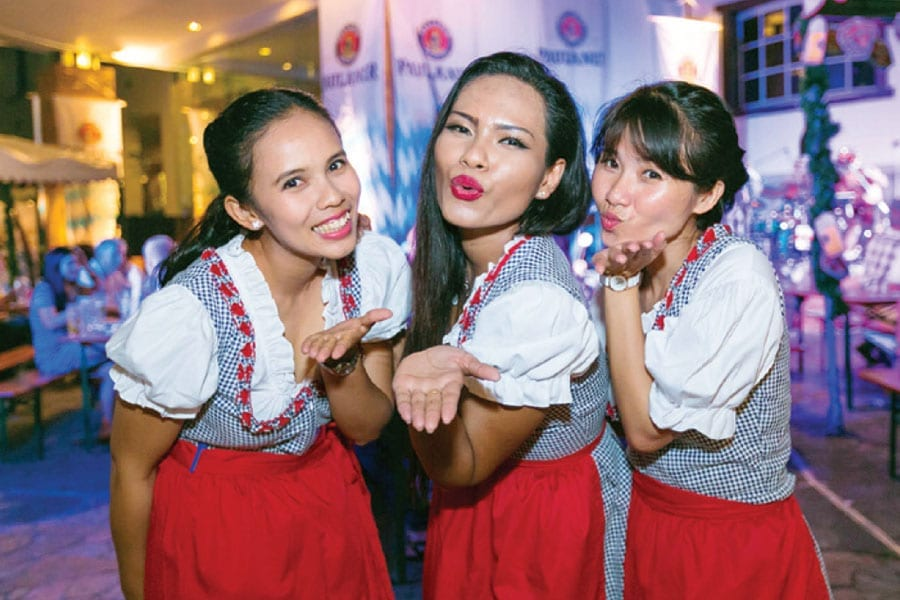 Oktoberfest at The Hilton and A New World Record Claim