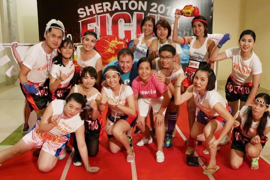 Sheraton Hua Hin Resort & Pranburi Villas Celebrate Annual Staff Party