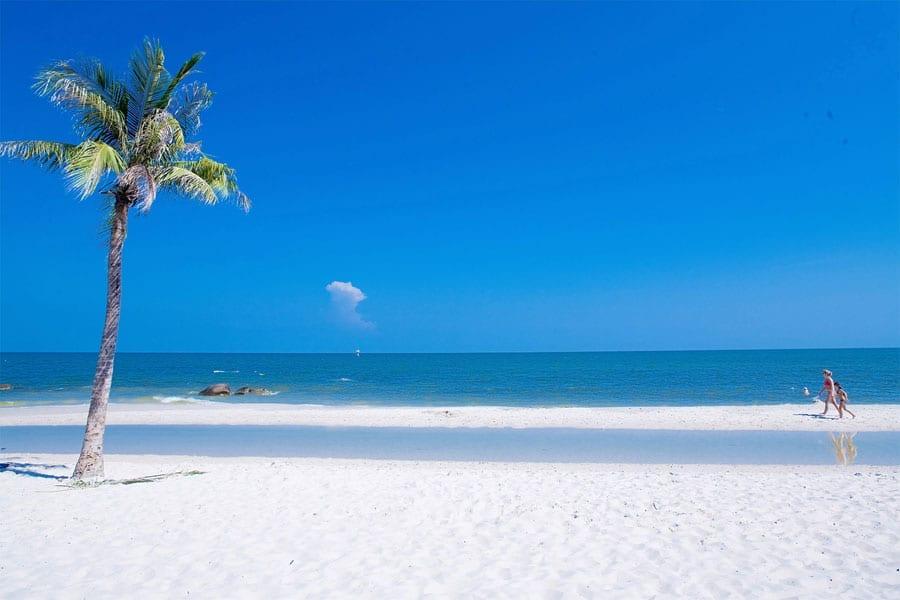 All Clear For Hua Hin Beaches