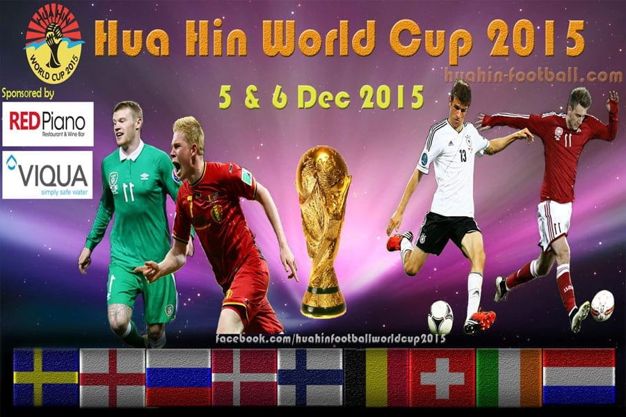Which Nation will follow last year's Hua Hin World Cup football champion Finland?