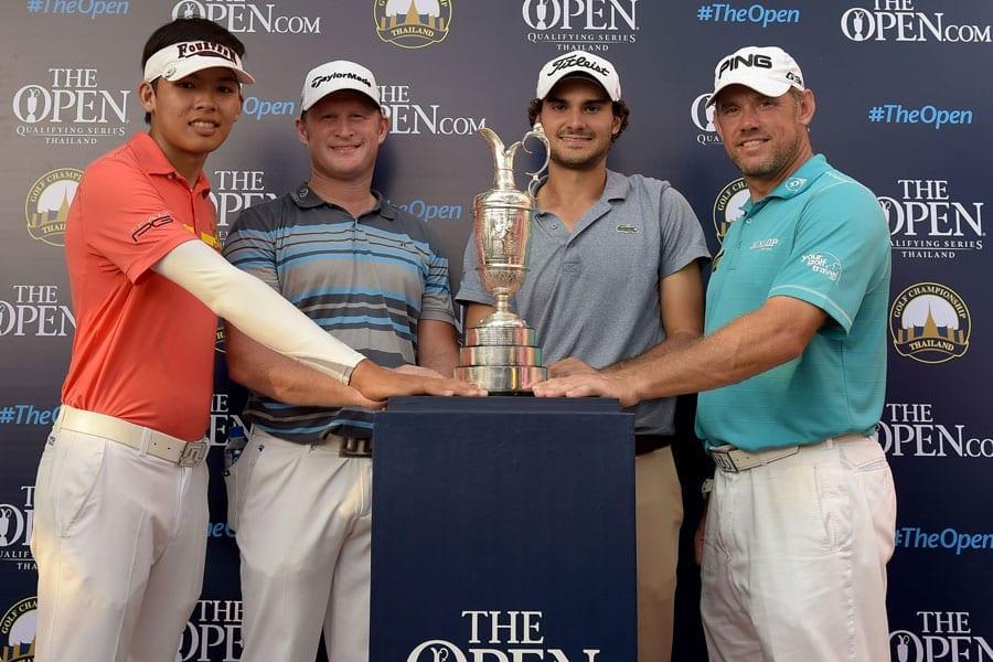 The 2015 Thailand Golf Championship