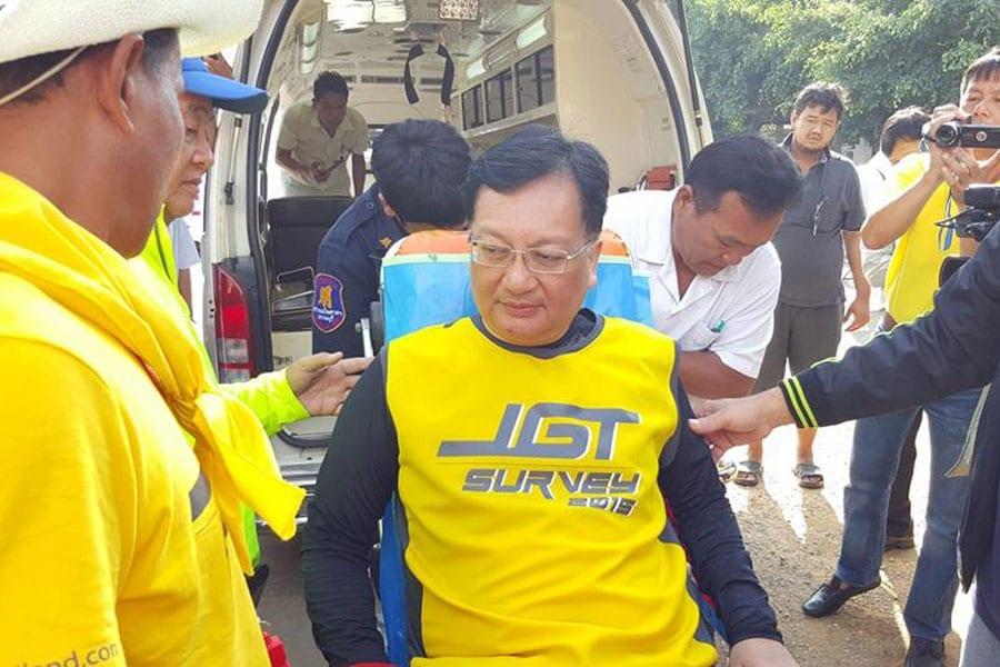 Jet Ski Heading For Hua Hin Goes Missing