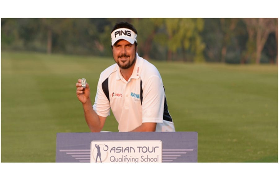 Local Courses Host The 2016 Asian Tour Qualifying School