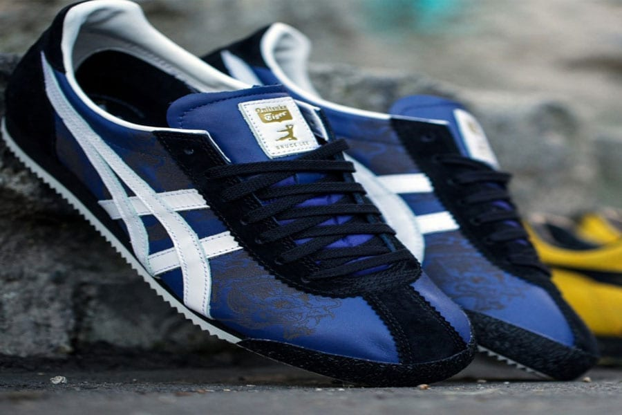 best website 11b3f 64a8a Onitsuka Tiger x BAIT x Bruce Lee 75th Anniversary Collection