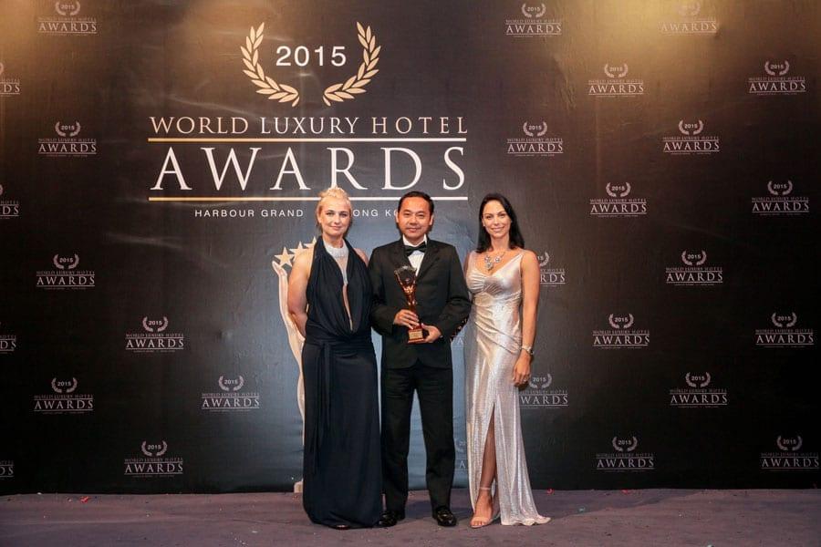V VILLAS Hua Hin Receives Award