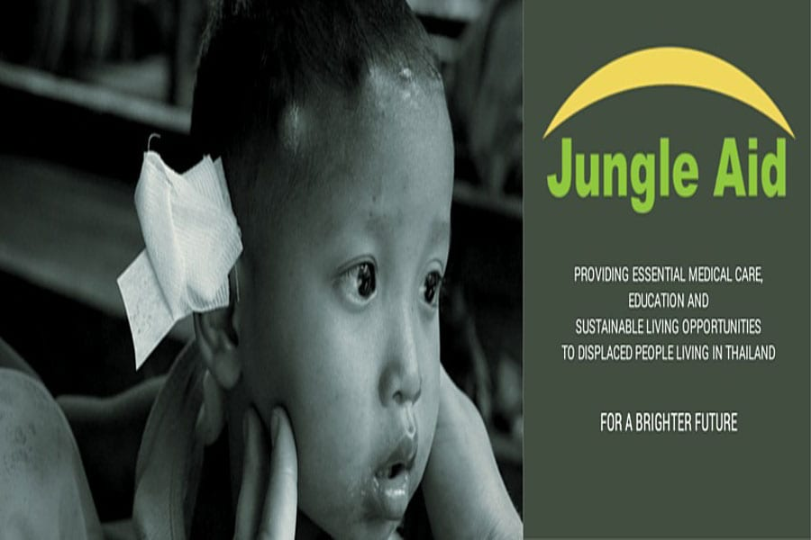 '28 for Jungle Aid' A Charity Student Event By Stenden University
