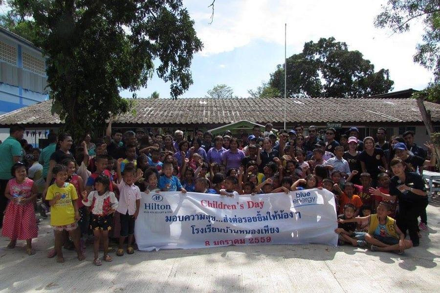 Ban Nong Hiang School