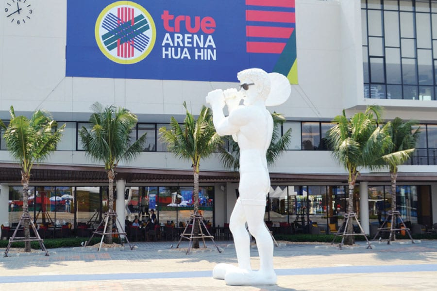Hua Hin Sports Facilities Come of Age