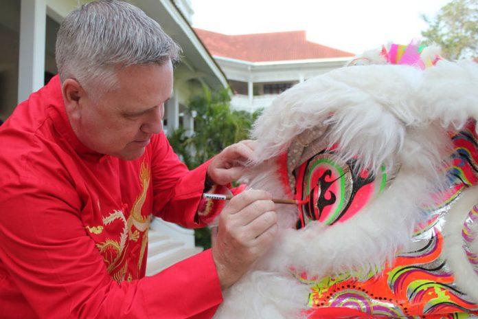 Centara Grand Beach Resort & Villas Hua Hin Celebrates Chinese New Year