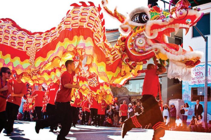 2016 Chinese New Year Day is on February 8th