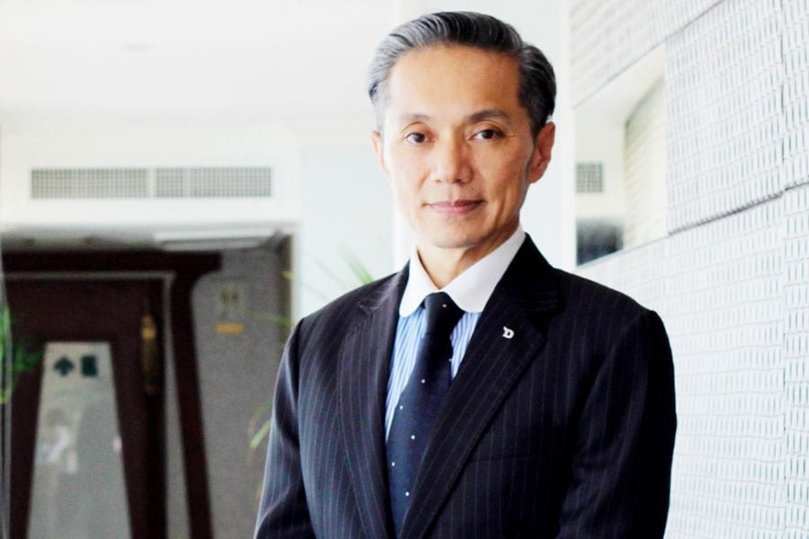 Dusit Thani Hua Hin appoints new Hotel Manager