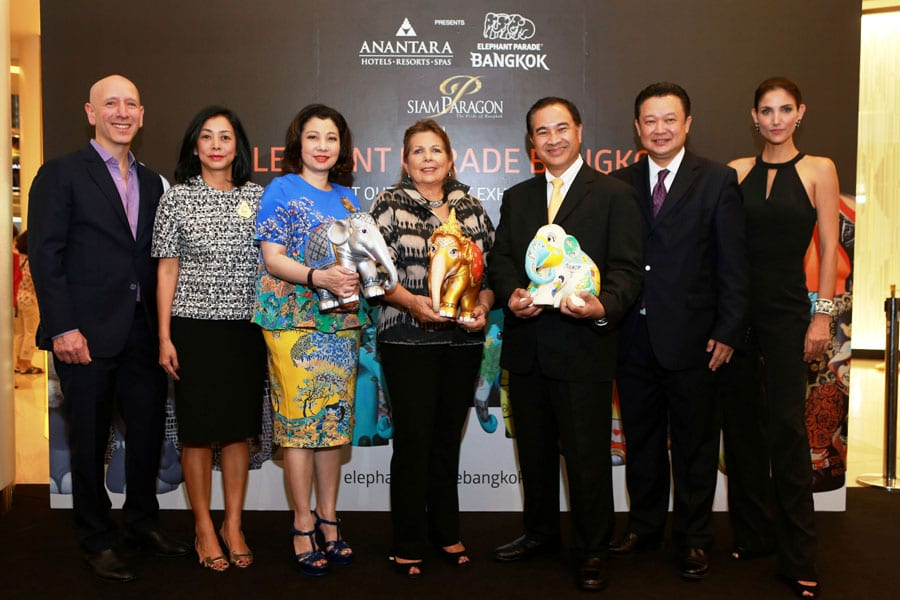 Have You Herd? Anantara's Elephant Parade Bangkok Auction Raises Millions for Charity