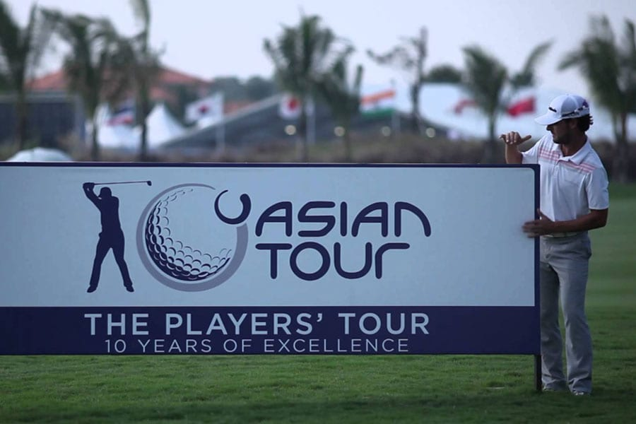Hilton Worldwide Extends Partnership with the Asian Tour