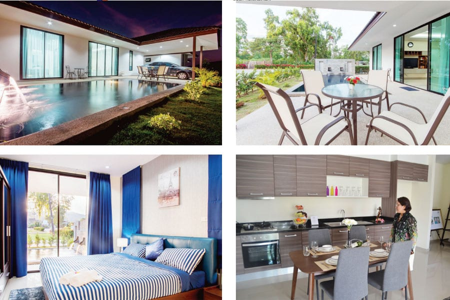 Milpool Pool Villas Hua Hin; Combining Privacy with Convenience