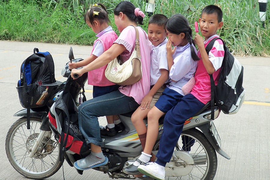 Motorbike Helmets – Who Cares?
