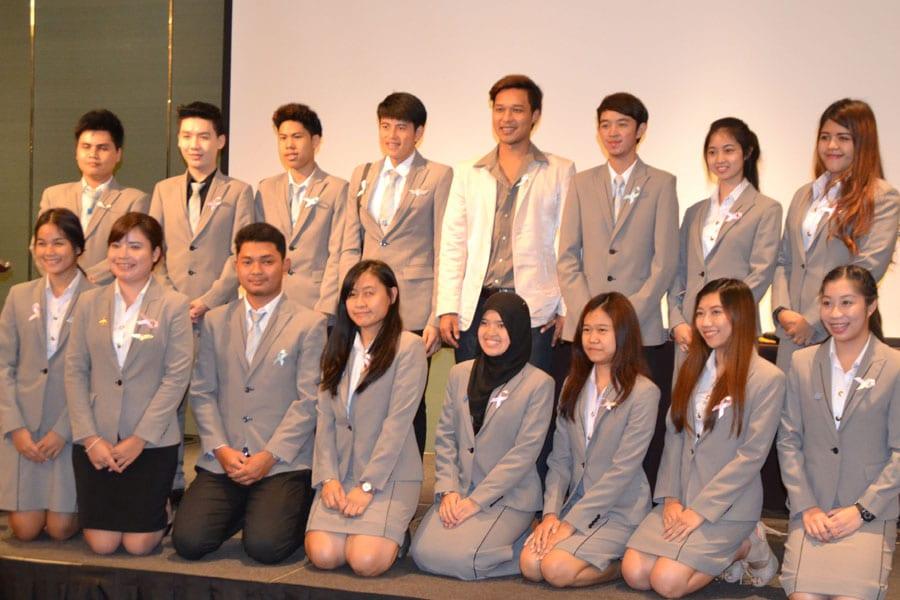 Rotary & Rotaract in Hua Hin on Show