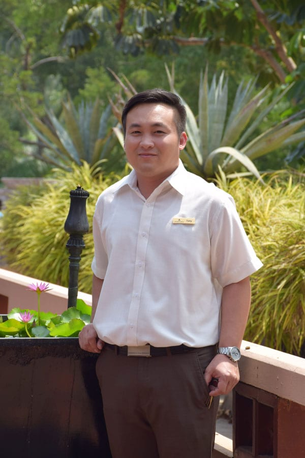 Putahracsa Hua Hin New Reservations Manager