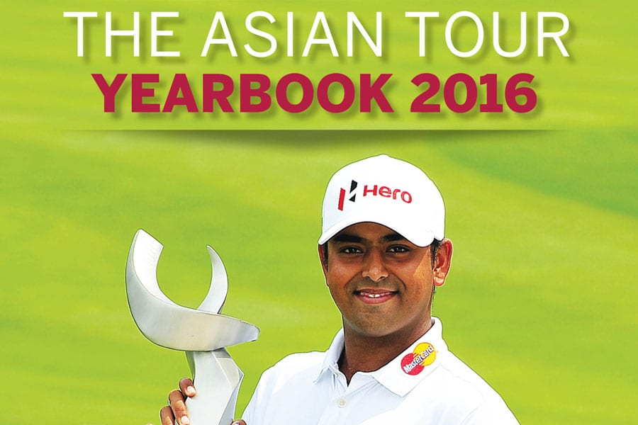 The Asian Tour Yearbook 2016