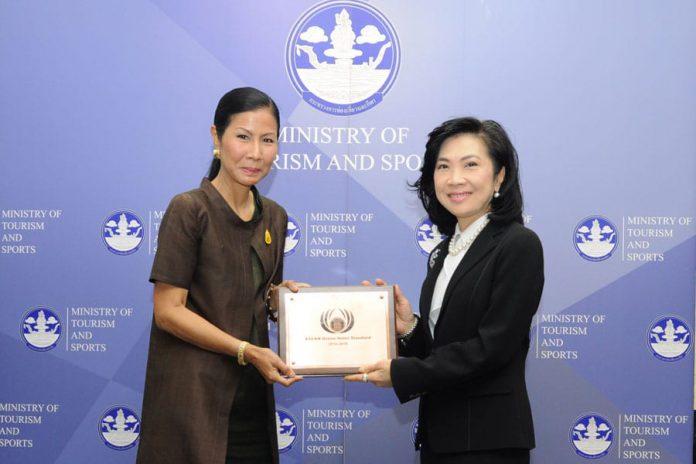 Centara Grand Beach Resort & Villas Hua Hin Wins ASEAN Green Hotel Award