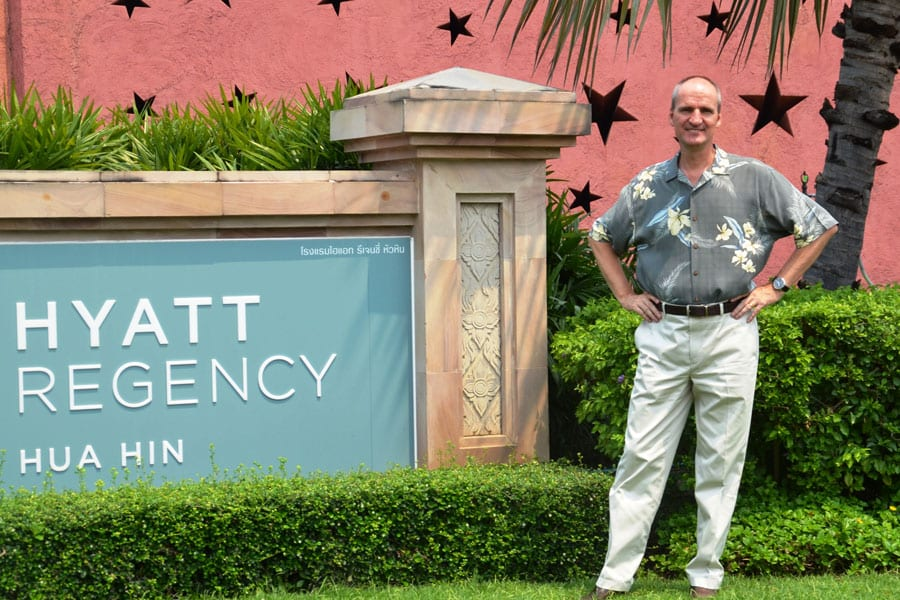 Christian Wurm, An Experienced & International General Manager at the Hyatt Regency