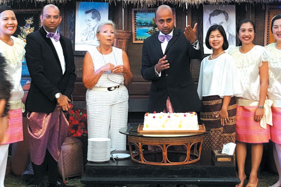 Fifteen Years of The Anantara Hua Hin