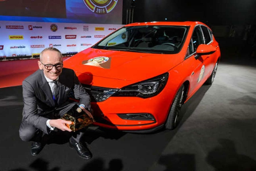 Geneva International Motor Show 2016 Opel Astra Is Car of the Year