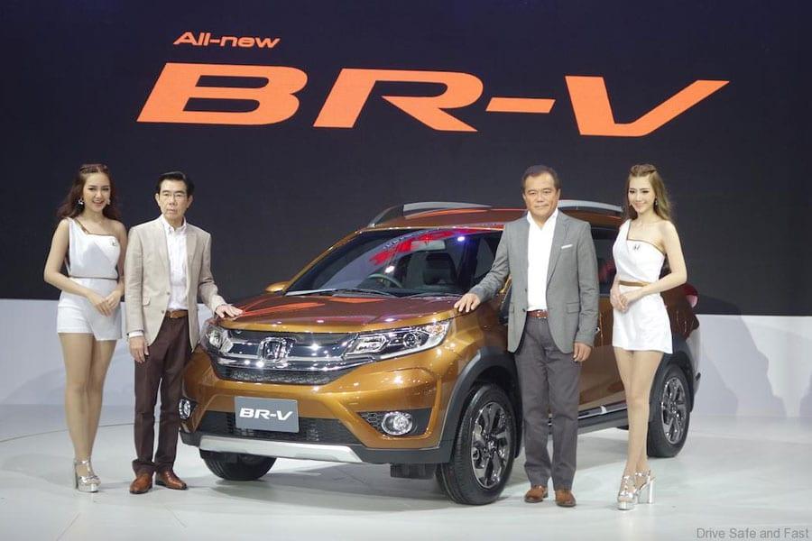 The Bold New Honda BR-V