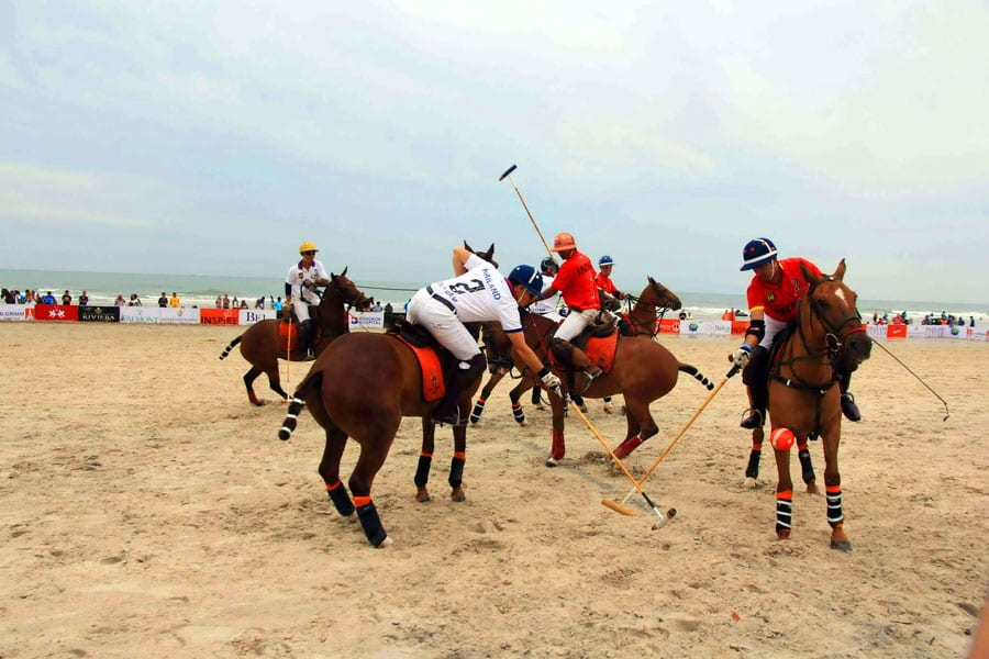 Princess Pa's Cup Beach Polo Asian Championship 2016