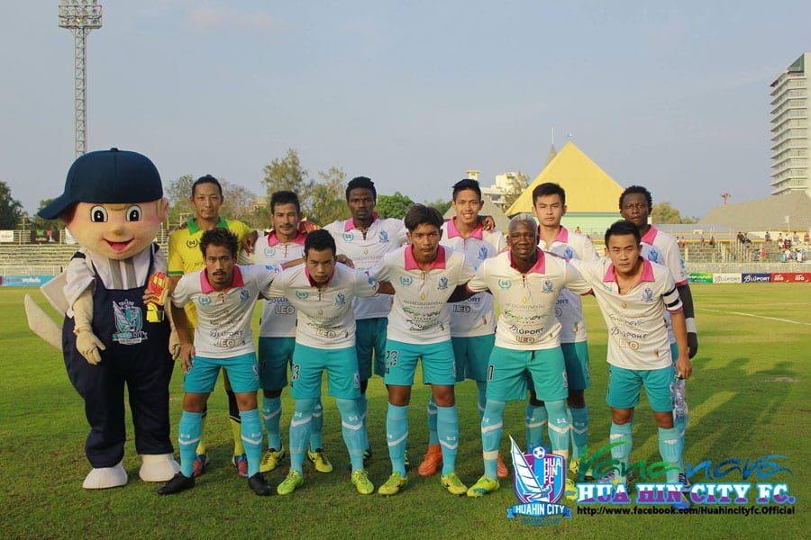 Regional League Division 2 West – Vana Nava Hua Hin City Football Club