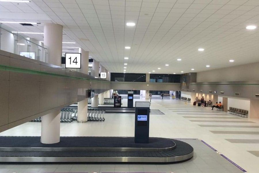 'Sleep Box' At Don Mueang Terminal Two