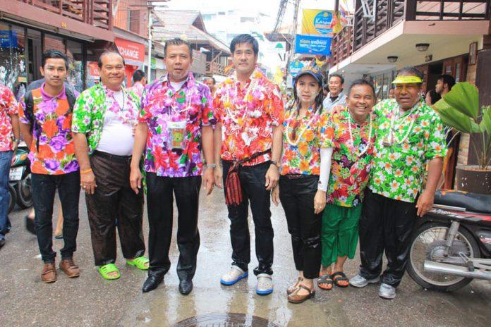 Songkran 2015 – The World's Biggest Ice-bucket Challenge?