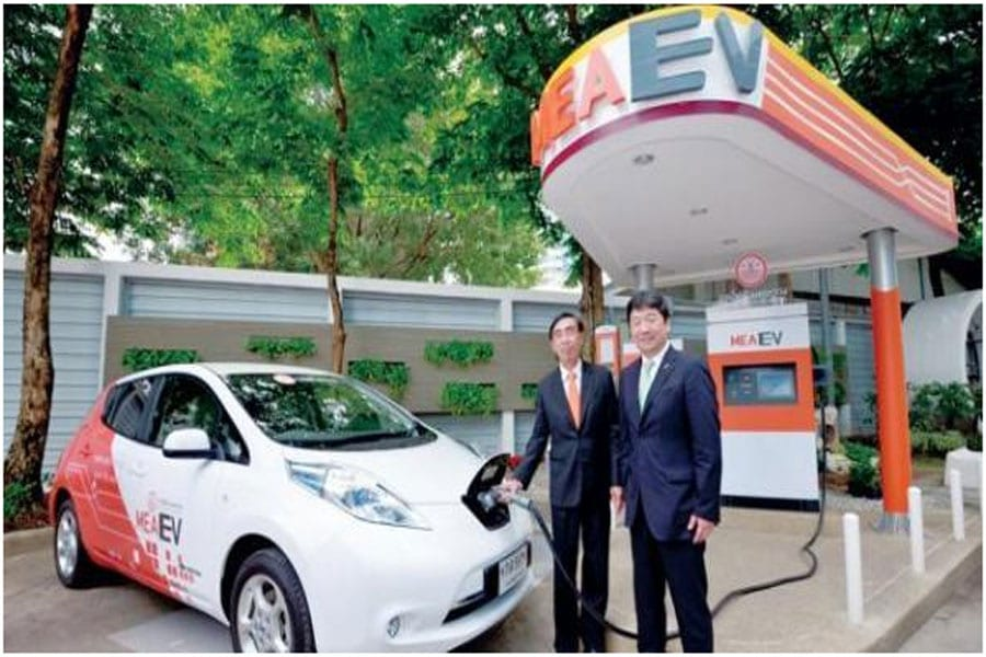 Thailand Plots Course for An Electric Vehicle Future