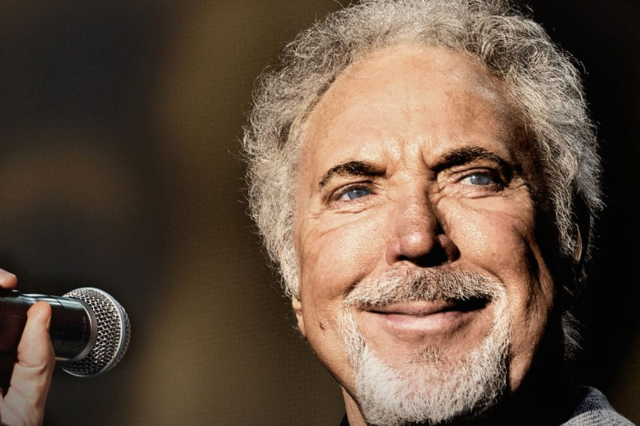 Sir Tom Jones The 'Sex Bomb' in Bangkok