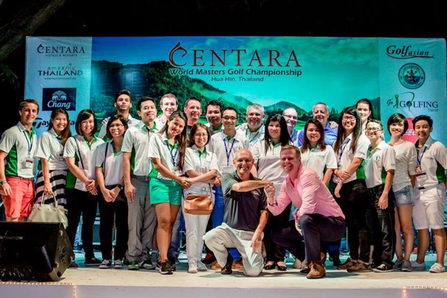The 2016 Centara World Masters Golf Championship