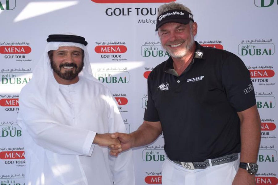 Banyan Set for MENA Golf Tour Debut