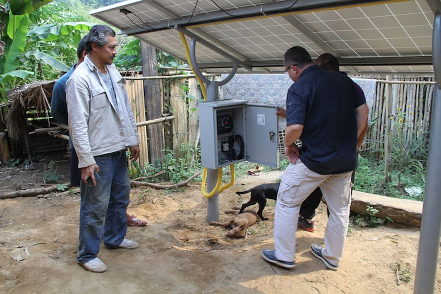 Clean Water For Ban Phamak School A Completed Rotary Club of Royal Hua Hin Project