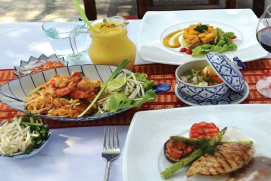'It's Mango Season' at the Laksasubha Hua Hin