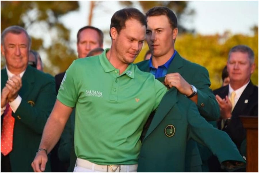 Masters 2016: Danny Willett Pips Jordan Spieth to the Green Jacket at Augusta
