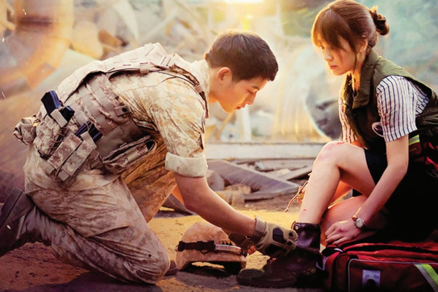 The Military Drama That Has Everyone Talking