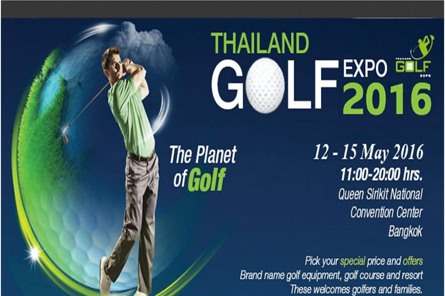 Thai Golf Expo 2016