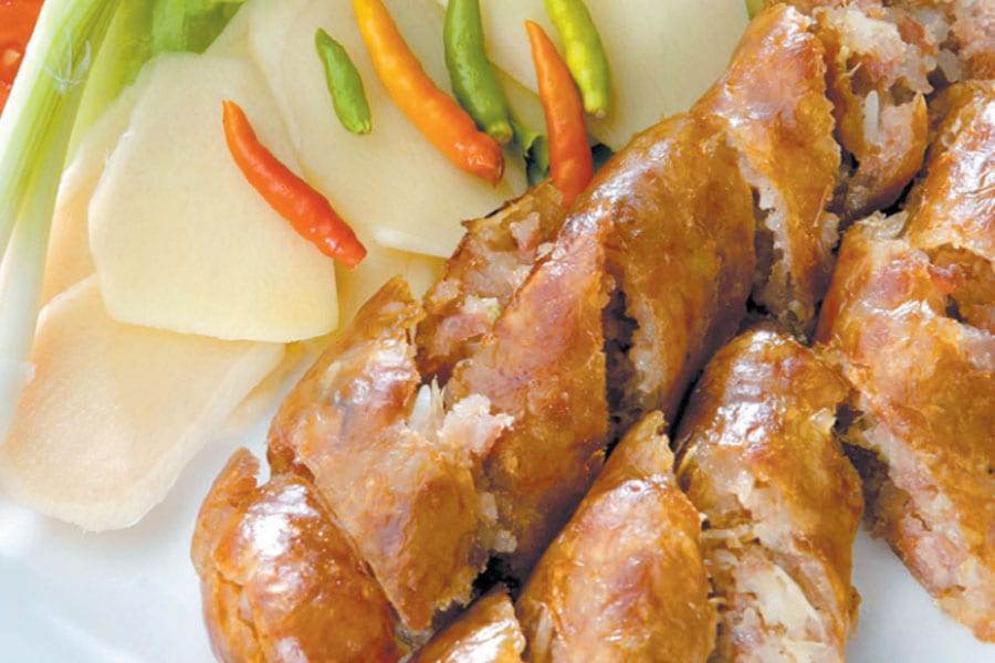 Top Isaan Food (No Bugs)