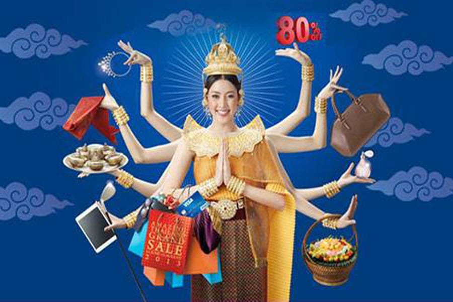Amazing Thailand Grand Sale Returns for 2016