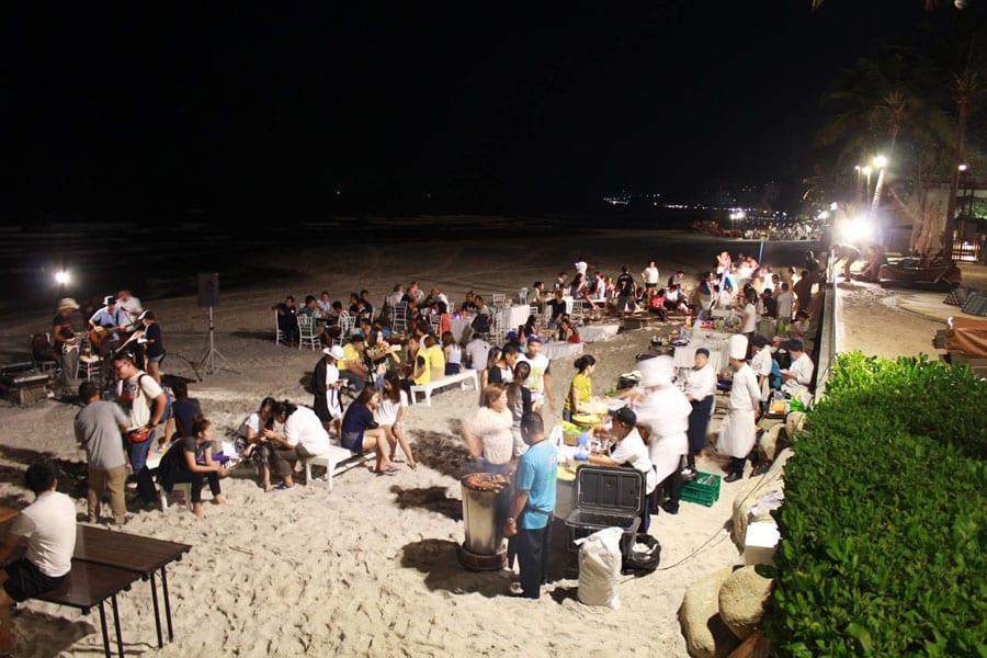 Shelter Fair on the Beach