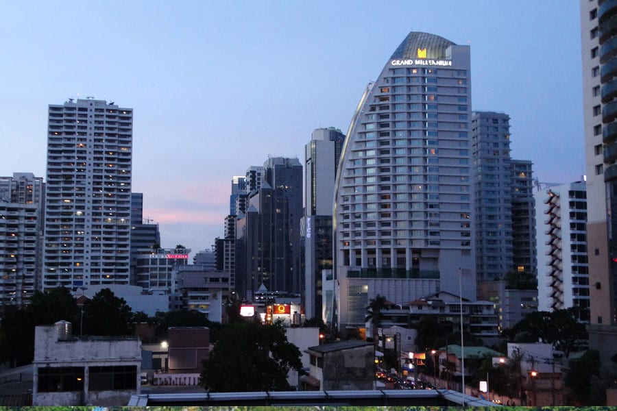 Six Places That Prove Sathorn is Bangkok's Chicest CBD