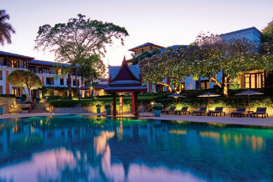 Hua Hin's Sanctuary for Rejuvenation & Well-being