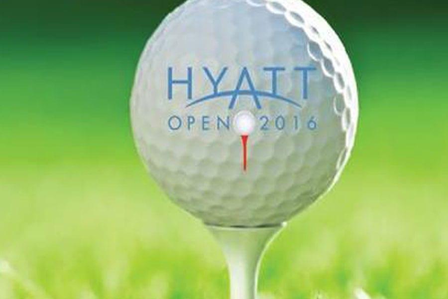 Hyatt Open 2016