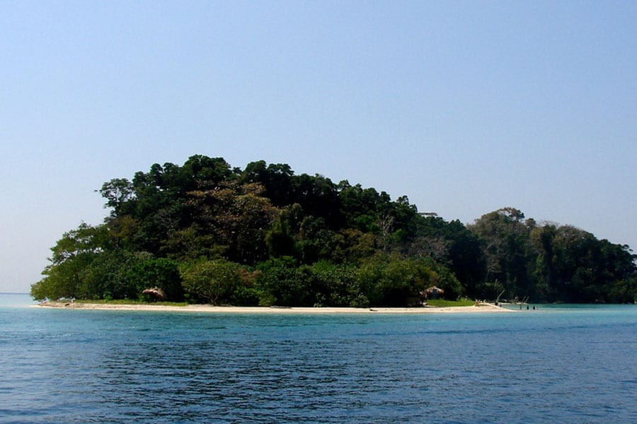 Andaman National Marine Parks