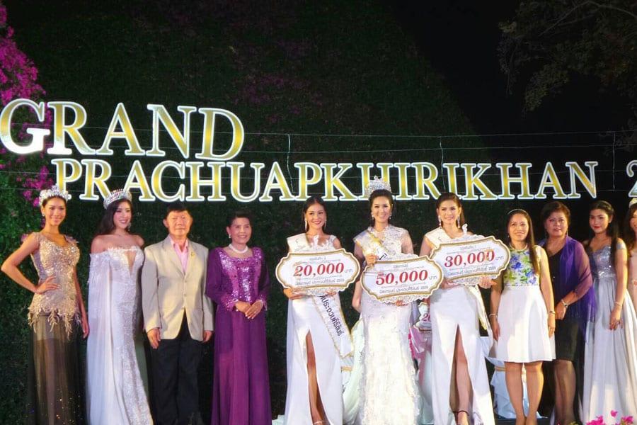 A Gorgeous Night of Miss Grand Prachuap Khiri Khan 2016